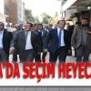 Erbaa'da Seçim Heyecanı Yükseliyor