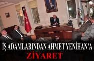 Erbaa Belediye Başkanı Ahmet Yenihan'a Ziyaret