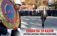 Büyük Önder Atatürk'ün Ebediyete İntikalinin 75. Yılı
