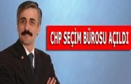 Erbaa CHP Seçim Bürosu Açıldı