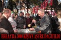 ERBAA'DA 3000 KİŞİYE AŞURE DAĞITILDI