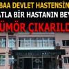 Erbaa'da Ameliyatla Bir Hastanın Beyninden Tümör Çıkarıldı