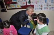 Erbaa Eğitim Uygulama Okulun'da Duygu Seli