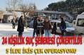 5 İlde İkiz Çek Operasyonu