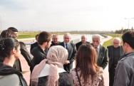 Yavuz Bülent Bakiler Erbaa'da