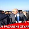 Başkan Yenihan Ziyaretlerine Devam Ediyor