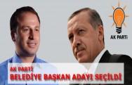 Erbaa Ak Parti Belediye Başkan Adayı Açıklandı