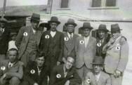 1921 yılında Erbaa'da Giyim Kuşam
